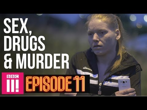 On The Edge Inside Britain's Legal Red Light District | Sex, Drugs & Murder - Episode 11