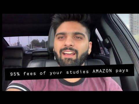 Work At Amazon || World's Richest Company || Pay || Kanda Vlogs