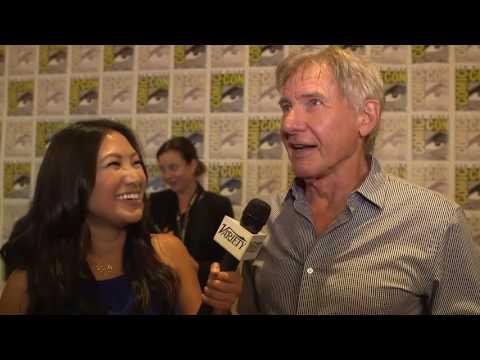 Harrison Ford - Blade Runner 2049 - Full Comic Con Interview