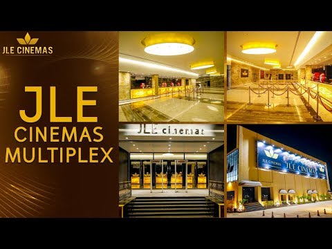 JLE Cinemas Multiplex in Guntur | GRAND Multiplex to be Launched on Dec 1st 2017 | JLE Cinemas