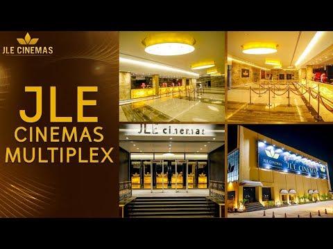 JLE Cinemas Multiplex in Guntur   GRAND Multiplex to be Launched on Dec 1st 2017   JLE Cinemas
