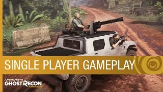 Tom Clancy's Ghost Recon Wildlands Trailer: Single Player Gameplay [US]
