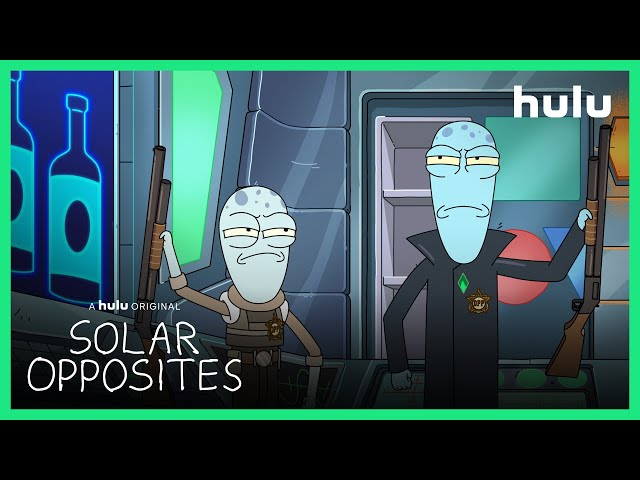 Solar Opposites | Season 2 Super Red Band Trailer