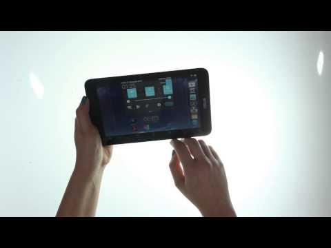 Asus MeMO Pad 8 Video clips