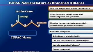 Introduction to Alkane Structures and Nomenclature