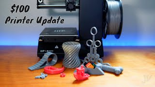 Monoprice MP i3 Mini 3D Printer - Update & Prints