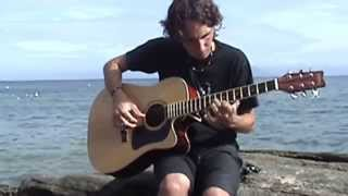 Is there anybody out there? (Pink Floyd) -Acoustic guitar cover by Mario Freiria TCDG