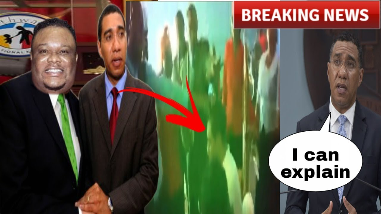 """Download Breaking!Andrew Holness Worship Exp0sed Mobay Chruch Footage Leaked """"Alleged"""""""