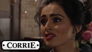 Coronation Street - Rana Is Heartbroken When Her Mother Refuses to Attend Her Wedding