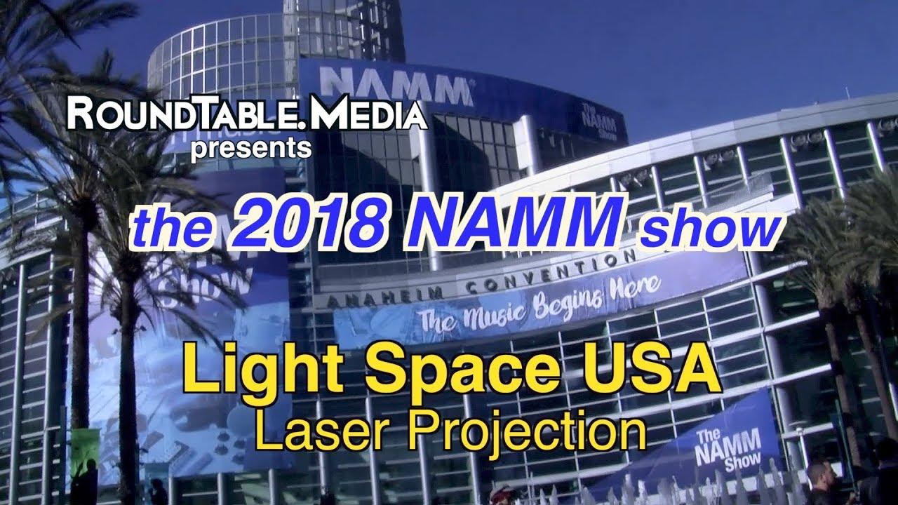 NAMM '18 Lightspace USA