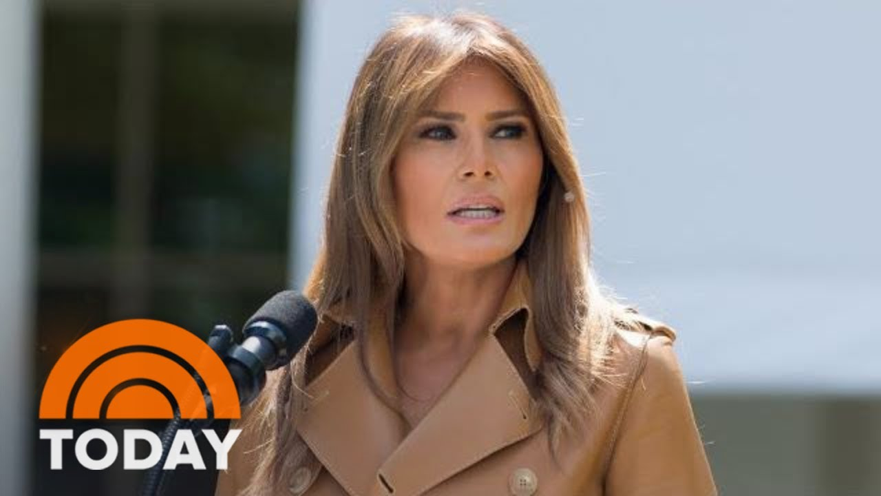 Melania Trump, Laura Bush Weigh In On President Trump's 'Zero Tolerance' Immigration Policy | TODAY