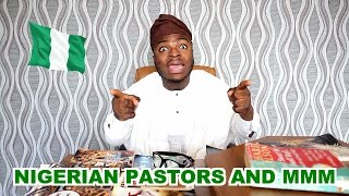 Nigerian Pastors And MMM In This Present Recession