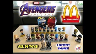 Groot McDonald's Happy Meal Rare Mystery Toy Marvel Avengers Endgame #19