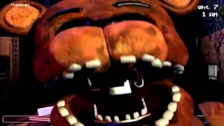Все скримеры Фнаф 1 2 3 4 Five Nights at Freddy s