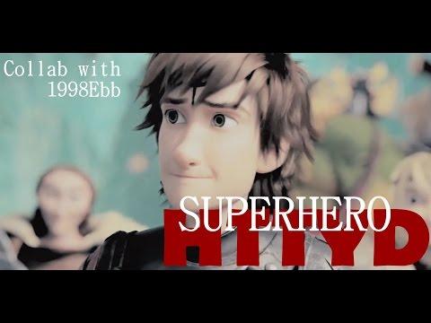 httyd-1&2-»-•-superhero-•-«-collab-with-1998ebb!