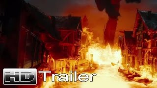 THE HOBBIT:  THE BATTLE OF THE FIVE ARMIES - Final Trailer - Official (2014) [HD]