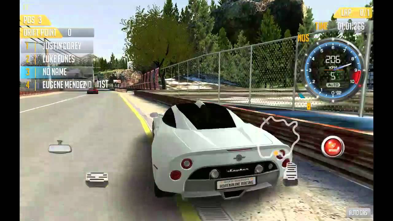 Adrenaline Racing Hypercars Android Gameplay Hd Youtube