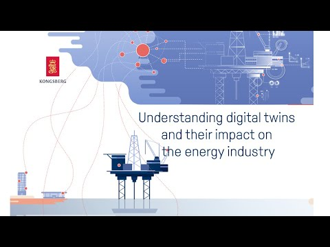 What is Kognitwin Energy and how it works - Dynamic Digital Twin - Kongsberg Digital