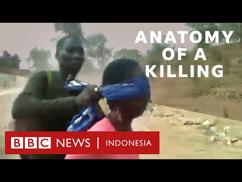 Berjalan menuju kematian: Mengungkap pembunuhan perempuan & anak-anak di Kamerun - BBC Indonesia