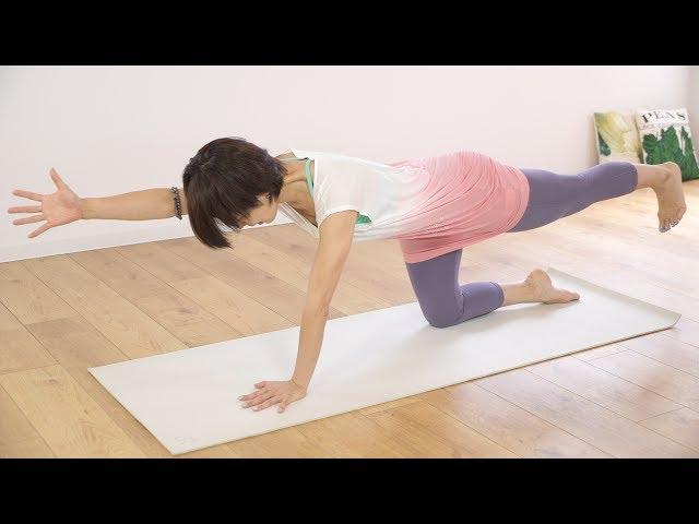整形外科ヨガ-腰痛対策レッスン step2   Yogalog