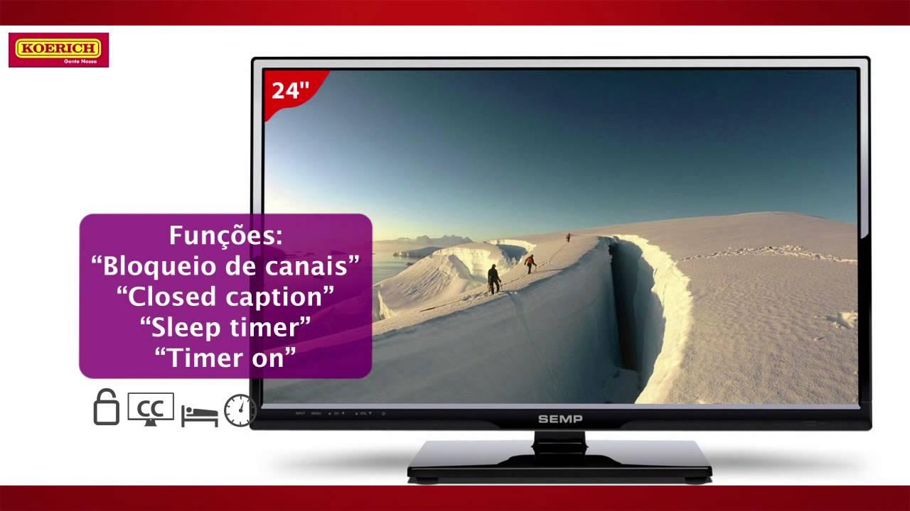 3510fc996 TV LED 24