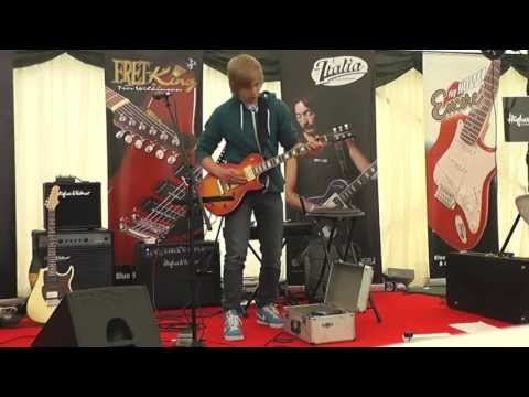 James Bell LIVE – Slash Anastasia Cover