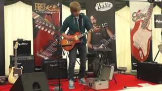 James Bell LIVE - Slash Anastasia Cover
