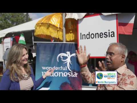 World of Montgomery - Indonesia Tent