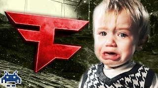 FAZE FANBOY CAUGHT IN A LIE!! @FazeClan