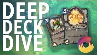 Murloc Priest! | Deep Deck Dive with DannyDonuts