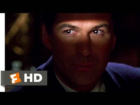 The Shadow (1994) - You Know I'm Gonna Stop You Scene (5/10) | Movieclips