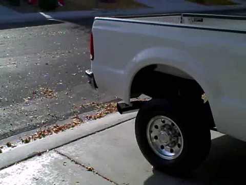 Diesel Exhaust Tip >> 7.3 Cold Start 30* Great EBPV sound through Diamond Eye 4 ...