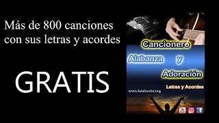 Cancionero Cristiano con Letras y Acordes | GRATIS