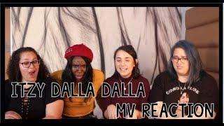 ITZY DALLA DALLA (달라달라) MV REACTION