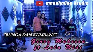 Download lagu LALA WIDI ft GERRY MAHESSA - BUNGA DAN KUMBANG - Cover MANAHADAP STUDIO