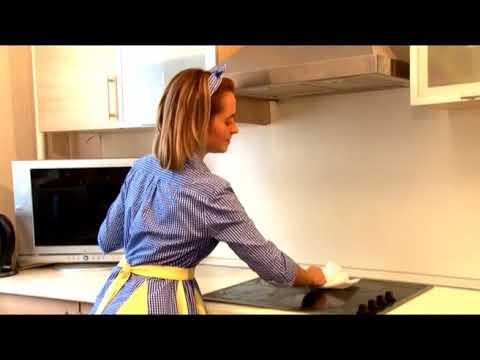 Чем очистить керамическую плиту, правила ухода за которой имеют ряд особенностей