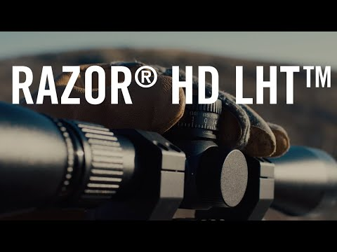 Vortex Razor® HD LHT™ Riflescope