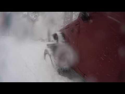 Pit Bull Tires - PBX A/T Hardcore - Winter Wheeling Teaser