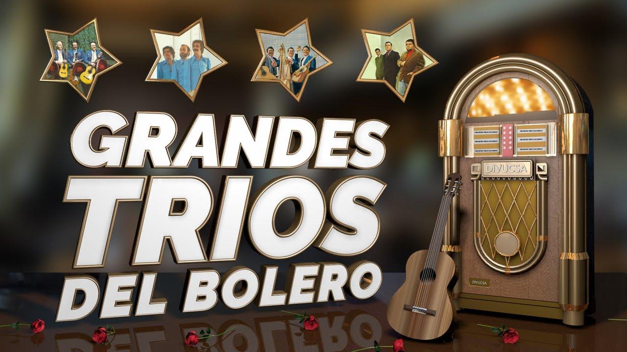 Download Tríos del bolero - Grandes Tríos del Bolero