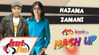 Hazama & Zamani -  Di Amaran Mama X Kembali Merindu #HotKoolMashUp