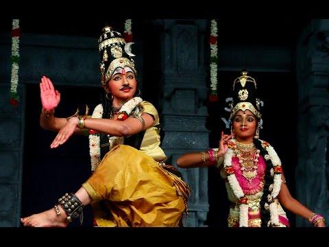 Sridevi Nrithyalaya - Bharatanatyam Dance - SIVAMAYAM -Tarukavana Episode
