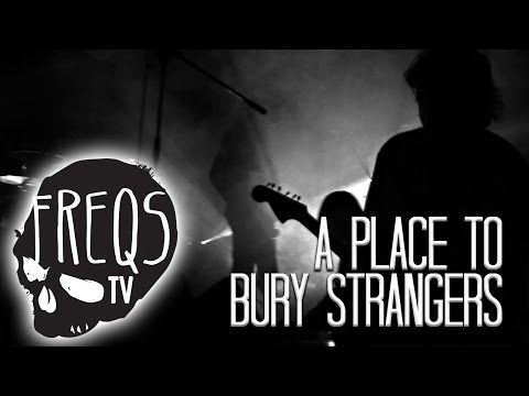 A PLACE TO BURY STRANGERS: OLIVER ACKERMANN SPEAKS OUT // Ghosts of the Road