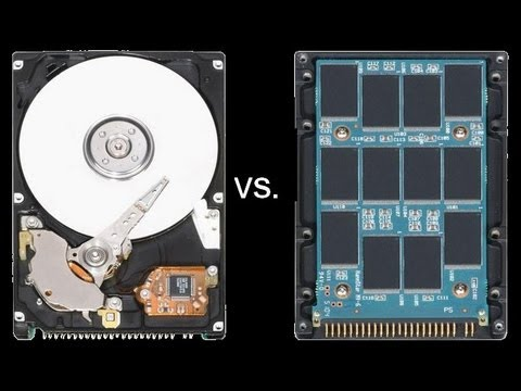 MacBook Pro Boot Side by Side Serial ATA vs Solid State Drive