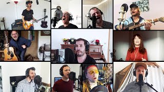 My Sweet Lord - George Harrison (Covered by Rewind & friends)