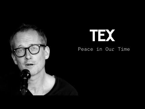 Tex - Peace in Our Time (Elvis Costello Cover) (live im TV Noir Hauptquartier)