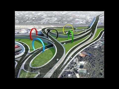 Символика олимпийских игр в Сочи