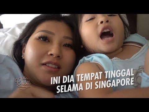 The Onsu Family - Ini Dia Tempat Tinggal Selama Di Singapore