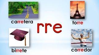 # 13 Sílabas rra rre rri rro rru - Syllables With Double R