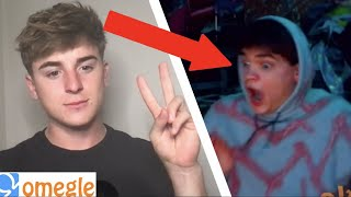 Telling people their LOCATION then DISAPPEARING on OMEGLE 2!