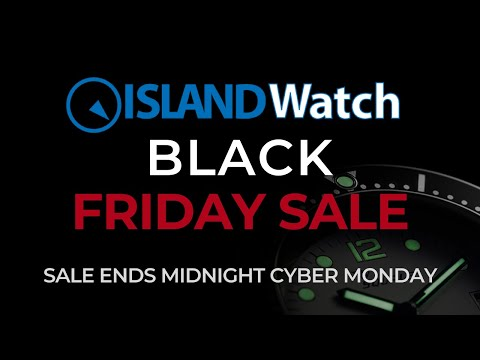 Black Friday Watches Sale Preview From Long Island Watch - 2019 Online Deals!